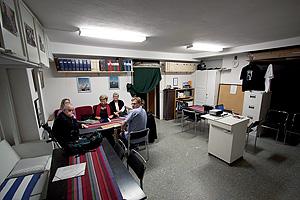 Lokaler i Karlskrona Fotoklubb