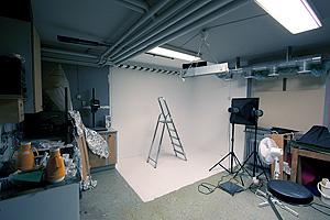Karlskrona Fotoklubbs ateljé